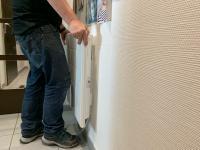 L'innovation au service de la rénovation énergétique RADIATEUR /POMPE A CHALEUR