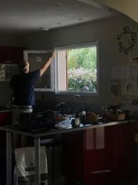 Changement des fenêtres à Beauzelle